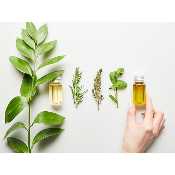olejki eteryczne – rodzaje, właściwości, zastosowanie