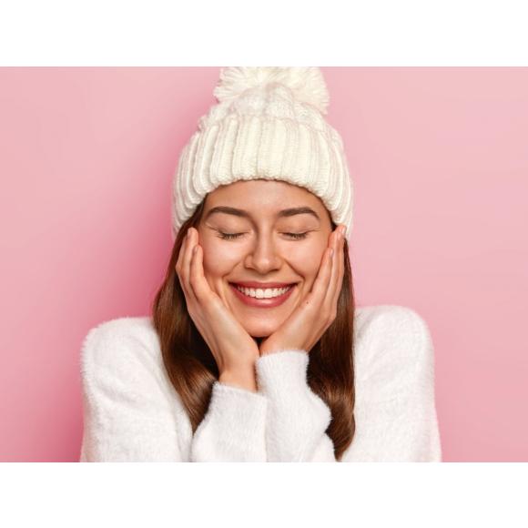 skóra wrażliwa na zimno, zaczerwieniona podrażniona - jak temu przeciwdziałać?
