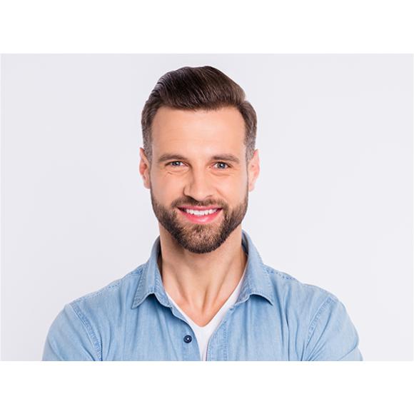 pielęgnacja krótkiego zarostu i brody z serią tołpa. ® dermo barber