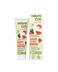 wegańska pasta do zębów dla dzieci, 75 ml