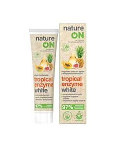 wegańska pasta do zębów z enzymami owocowymi, 100 ml