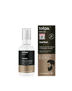 balsam-żel do twarzy z zarostem i brodą, 75 ml