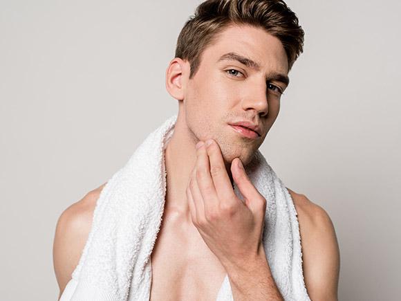 podrażniona skóra po goleniu? tołpa. wie, jak ją ukoić
