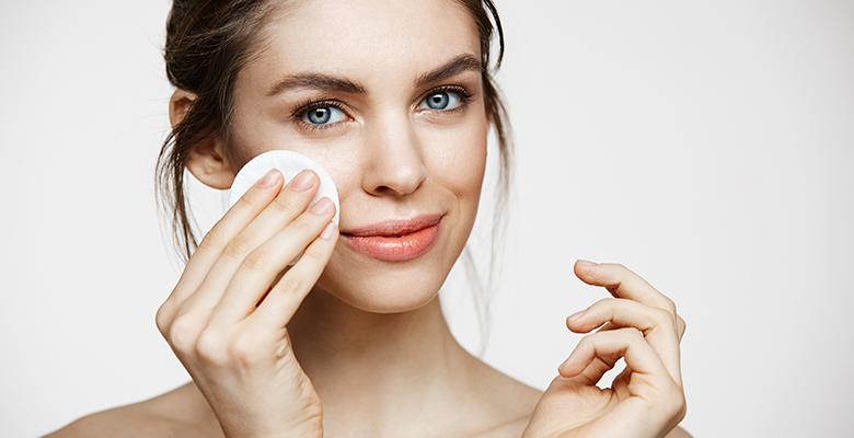 oczyszczanie skóry odwodnionej
