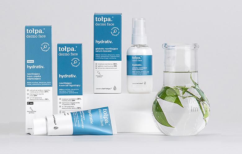 tołpa dermo face hydrativ - pielęgnacja suchej skóry