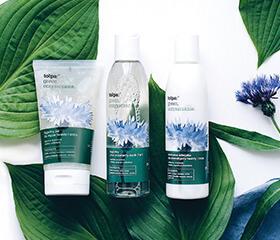 kosmetyki roślinne do twarzy i ciała