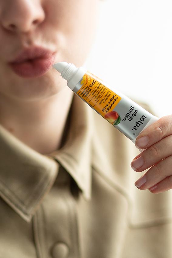 balsam do ust, regeneracja